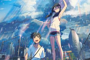 Weathering With YouHodaka Morishima 4k