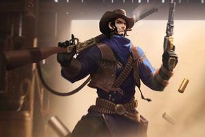 West Cowboy 4k