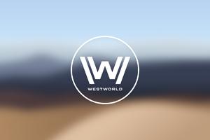 Westworld Logo 4k