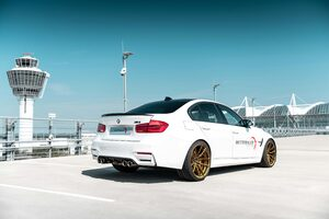 Wetterauer Performance BMW M3 GTS 2018 Rear