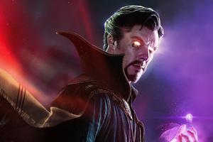 What If Doctor Strange 5k Wallpaper
