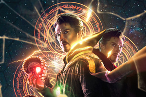 What If Doctor Strange Wallpaper