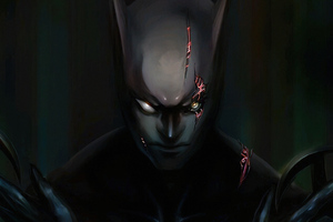 When Darkness Is Life Batman Beyond 4k