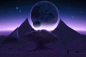 Where 3 Planet Meets Wallpaper