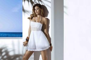 White Dress Girl 5k
