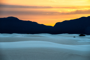 White Sands National Monument New Mexico 4k Wallpaper