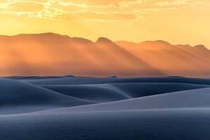 White Sands National Monument New Mexico Wallpaper