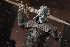White Walker Game Of Thrones Wallpaper