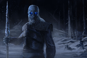 White Walkers Artwork HD