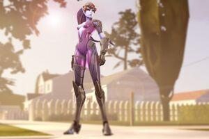 Widowmaker Overwatch Hero 4k