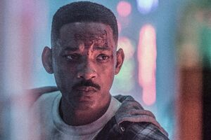 Will Smith Bright Movie 5k Wallpaper