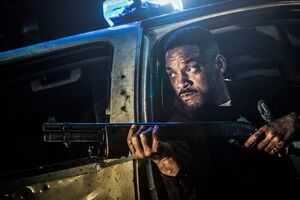 Will Smith Bright Movie