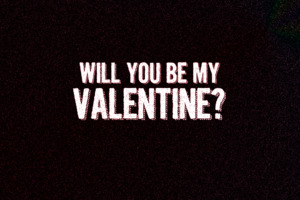 Will You Be My Valentine Wallpaper