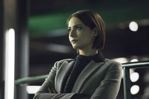 Willa Holland As Thea Queen In Arrow