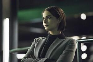 Willa Holland As Thea Queen In Arrow