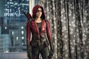 Willa Holland As Thea Queen In Arrow Tv Series