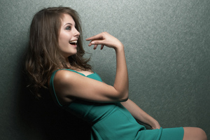 Willa Holland Cute Smiling 4k Wallpaper