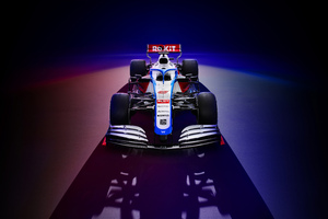 Williams FW43 2020 Wallpaper