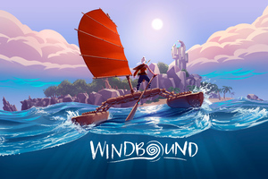 Windbound Wallpaper