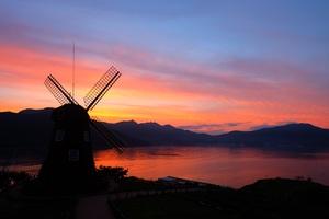 Windmill 4k