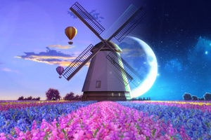Windmill Stage