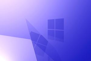Windows 10 Metro Minimal Design 4k Wallpaper