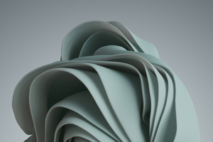 Windows 11 Abstract Design Wallpaper