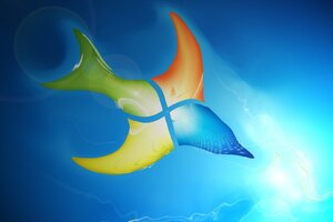 Windows 7 Fish Art
