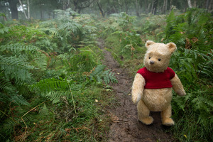 Winnie The Pooh In Christopher Robin Movie 5k 2018