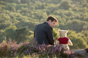 Winnie The Pooh In Christopher Robin Movie 5k