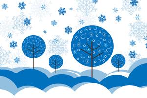 Winter Digital Art