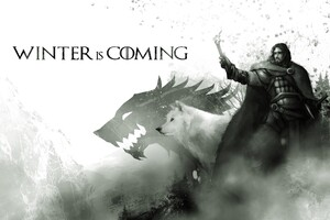 Winter Is Coming Artwork
