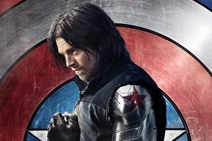 Winter Soldier Bucky Barnes 5k