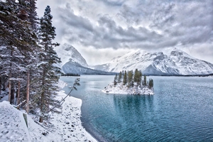 Winter Wonderland 4k Wallpaper