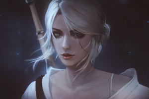 Witcher 3 Ciri