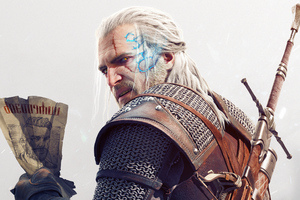 Witcher 4k Wallpaper