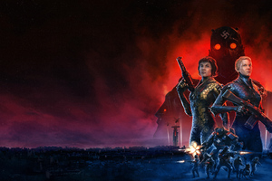 Wolfenstein Youngblood 2019 8k Wallpaper
