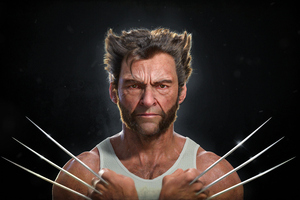 Wolverine 2020 4k