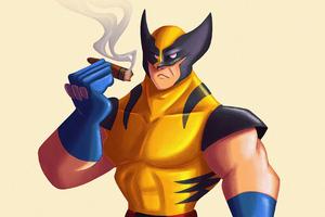 Wolverine 2020 Smoking