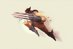 Wolverine 4k Arts