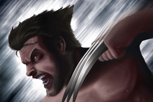 Wolverine 4k Artworks
