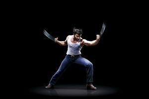 Wolverine 4k Cosplay