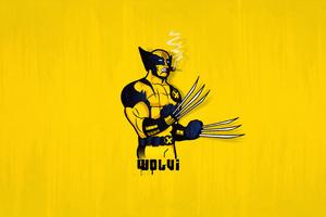 Wolverine 4k Minimal