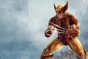 Wolverine 4kartwork New