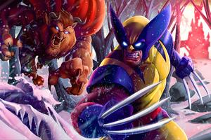 Wolverine 4knewarts