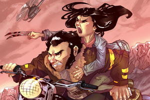 Wolverine And X23