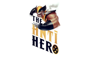 Wolverine Anti Hero