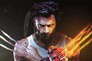 Wolverine Art 2020 Wallpaper