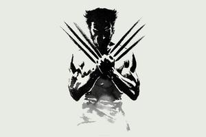 Wolverine Art 4k
