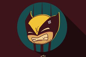 Wolverine Chibi Marvel Heroes